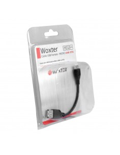 Woxter Cable USB Female - Micro USB OTG