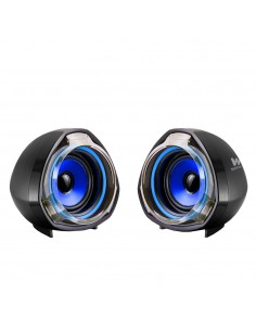 Big Bass 70 Blue - Altavoces Para Ordenador