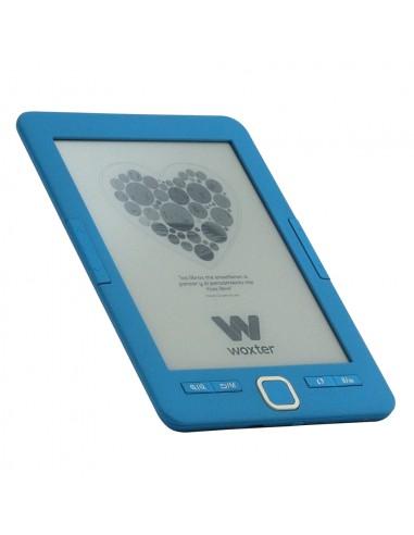Woxter Scriba 195 Blue - Libro Electrónico