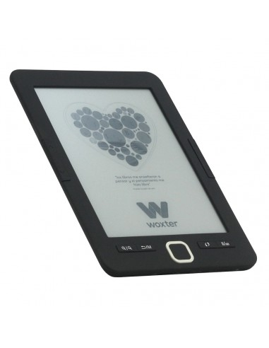 Woxter Scriba 195 Black - Libro Electrónico