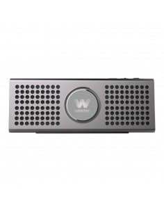 WOXTER BIG BASS BT-20 BLACK - Altavoz Portátil