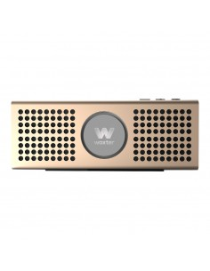 WOXTER BIG BASS BT-20 GOLDEN - Altavoz Portátil