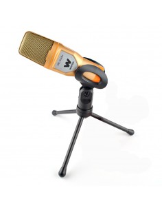 Woxter Mic Studio Golden