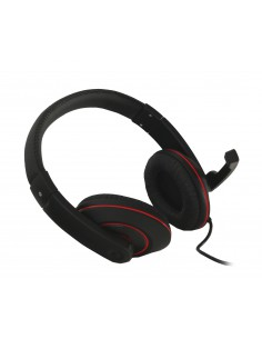 Woxter I-Headphone Pc 780 Black - Auriculares Para Pc