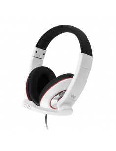 Woxter I-Headphone Pc 780 White - Auriculares Para PC