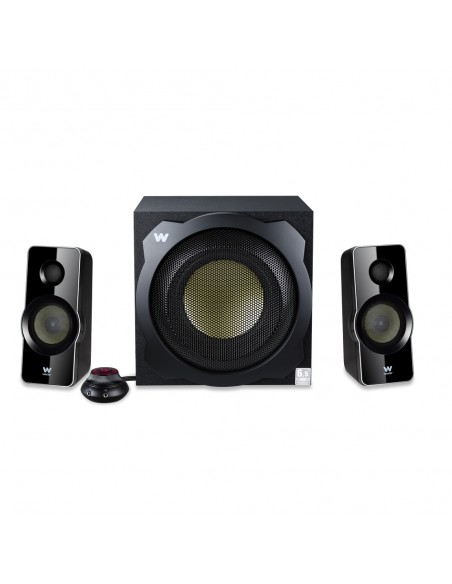 Altavoces 2.1 Big Bass 260