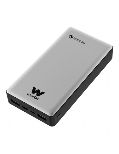 Power Bank QC 20500 Silver