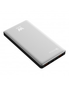 Power Bank QC 10500 Silver