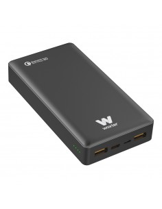Power Bank QC 20500 Black