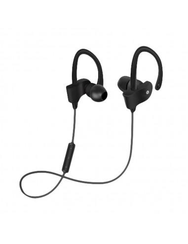 Woxter Airbeat Bt-9 Black - Auriculares Inalámbricos