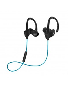 AURICULARES BLUETOOTH WOXTER AIRBEAT BT-9 BLUE