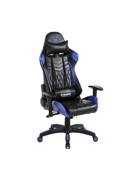 Silla gaming Led Stinger station Pro Blue