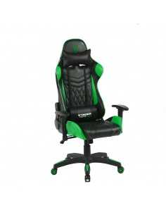 WOXTER STINGER STATION PRO GREEN - Silla Gaming