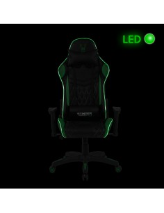 Silla gaming Led Stinger station Pro Green