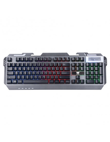 Teclado gaming RGB Stinger FX 80 K