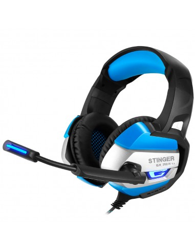 WOXTER STINGER GX 250 H 7.1 - Auriculares Gaming