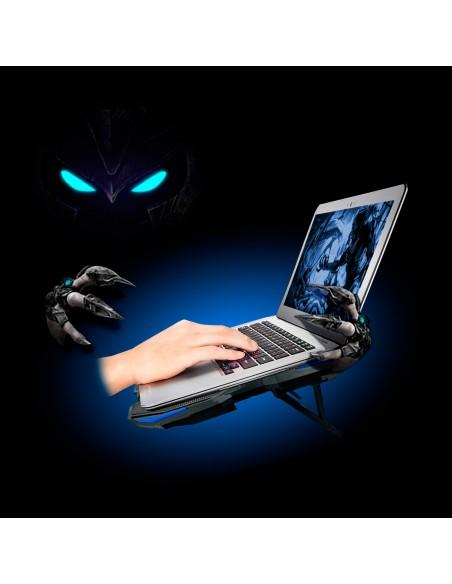 Base refrigeradora stinger laptop cooler