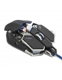 Ratón Gaming GX 250 M Black