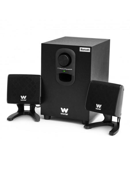 Altavoces Bluetooth 2.1 Big Bass 110R