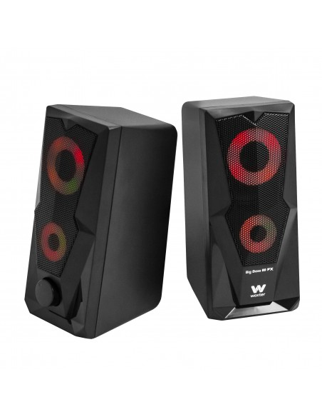 Altavoces gaming Woxter Gig Bass 80 FX