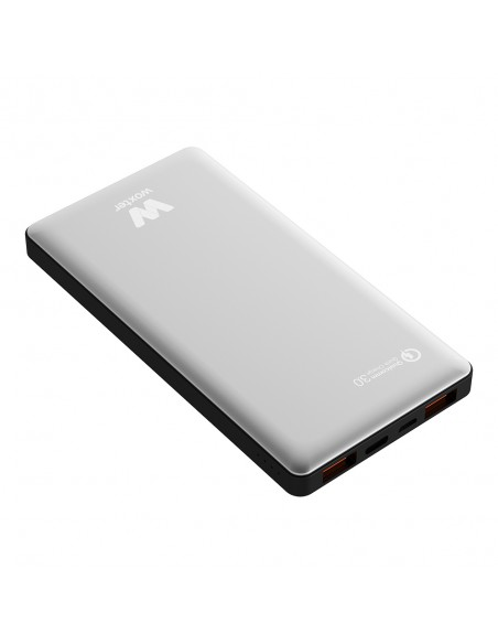 Power Bank QC 16000 Silver