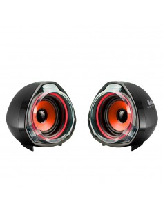 Big Bass 70 Red - Altavoces para PC
