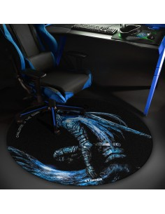 Woxter Stinger Floorpad Blue - Alfombra Gaming