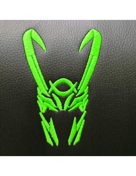 Silla gaming Stinger Station Alien Green
