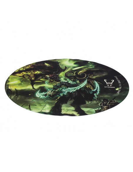 WOXTER STINGER FLOORPAD Green
