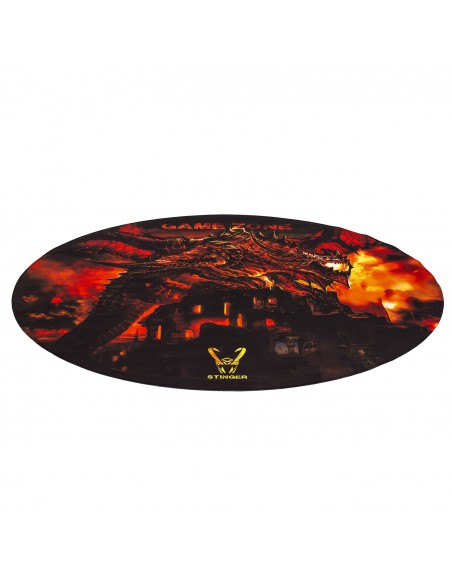 WOXTER STINGER FLOORPAD RED