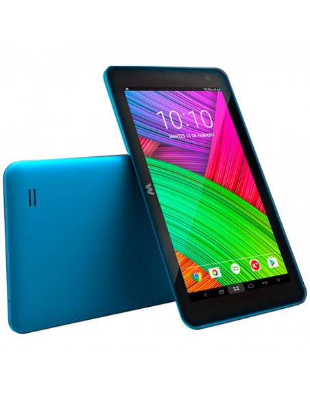 Tablet Android 8.1 Woxter X-70 Blue