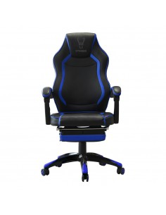 Silla gaming con reposapies