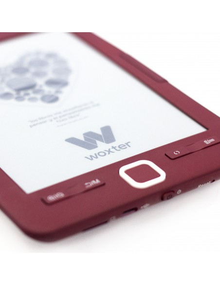 libro electronico scriba 195 red