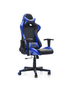 Silla gaming Stinger Station Blue