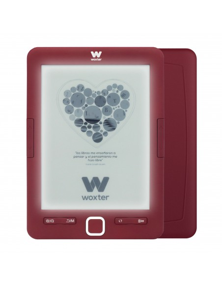 WOXTER SCRIBA 195 PAPERLIGHT RED
