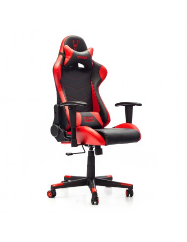 Woxter Stinger Station Red - Silla Gaming