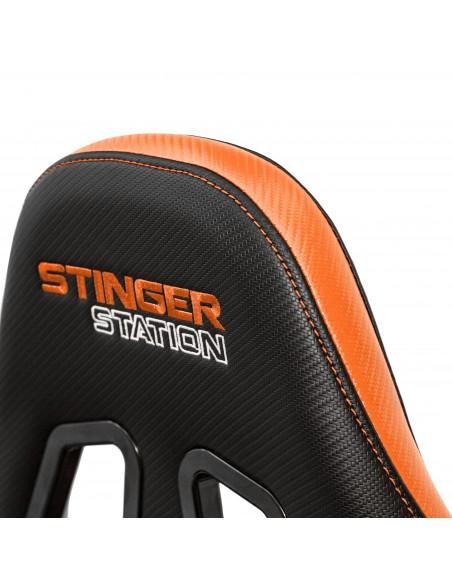Silla gaming Stinger Station Orange
