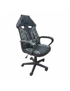 SILLA GAMING STINGER STATION ARMY GREEN
