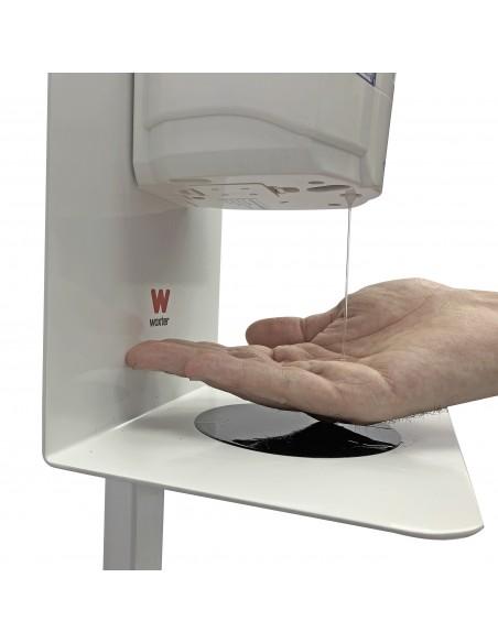 Woxter Dispenser 10 - Dispensador de gel automático