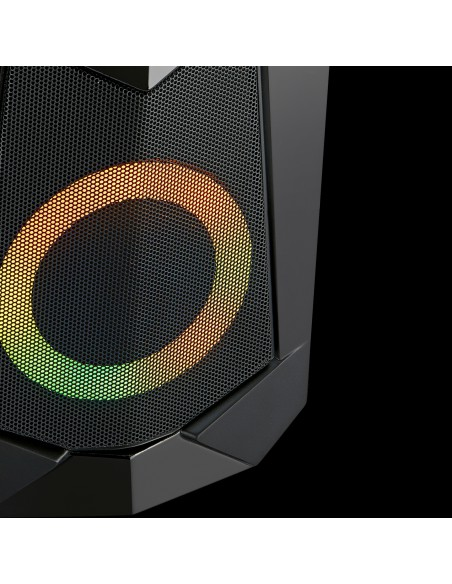 ALTAVOCES LED WOXTER BIG BASS 180 FX