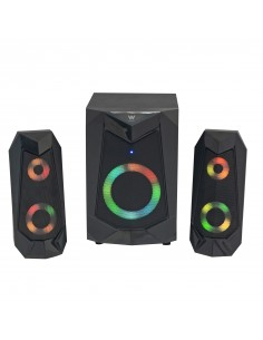 ALTAVOCES LED WOXTER BIG BASS 180 FX