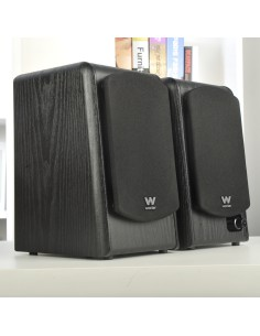 Woxter Dynamic Line DL-610 Black - Altavoces 2.0