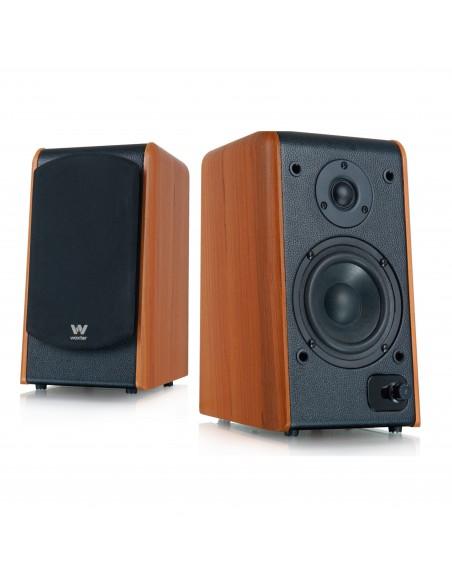 Woxter Dynamic Line DL-610 Wooden - Altavoces 2.0