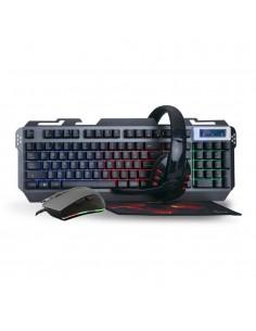 Kit de accesorios gaming Stinger FX 80 Megakit
