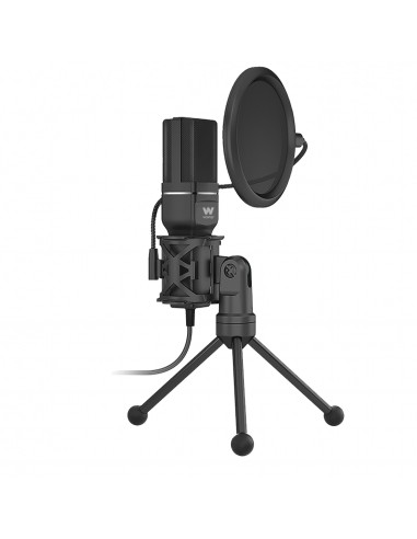 Woxter Mic Studio 60 - Micrófono streaming