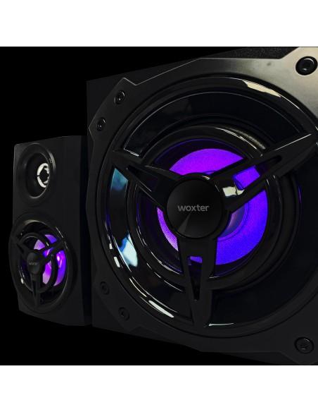 Altavoces 2.1 Big Bass 500r