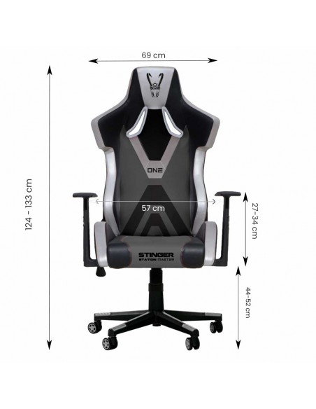 Woxter Stinger Station Master One - Silla Gaming Pro