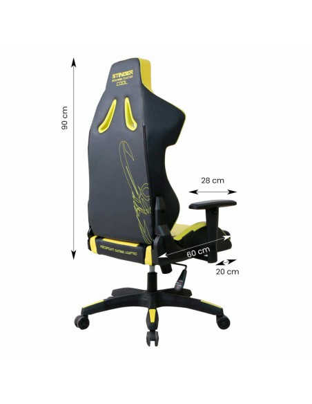 Woxter Stinger Station Master Cool - Silla Gaming Pro