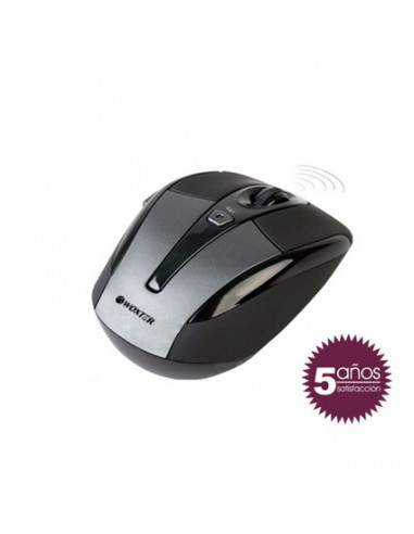 Woxter Wireless Mouse MX 400 Black