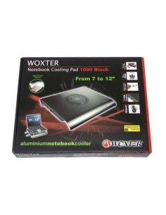 Woxter Notebook Cooling Pad 1000 Black